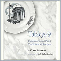 Cookbook - Table for 9