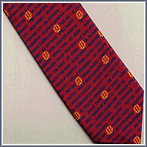 Tie - Legal Latin, Red