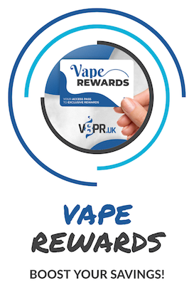 """V8PR.uk- Vape Rewards"