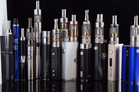 More Vaping Options than Ever Before