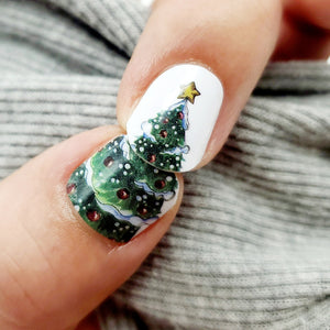 Christmas tree accents