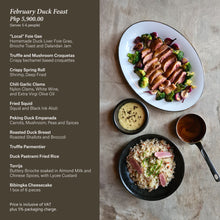 Load image into Gallery viewer, February Duck Feast