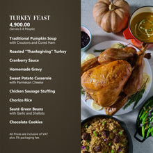 Load image into Gallery viewer, Turkey Feast | Thanksgiving Specials
