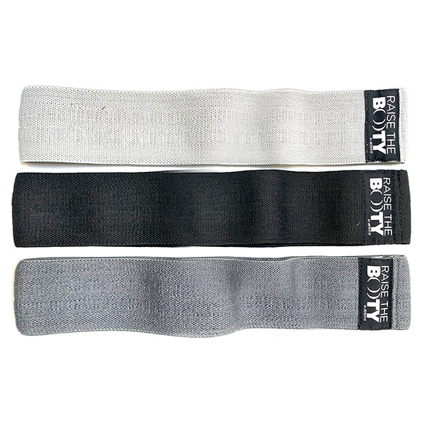 Booty Bands (3 pack)