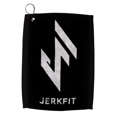 JerkFit Athletic Towel w/clip