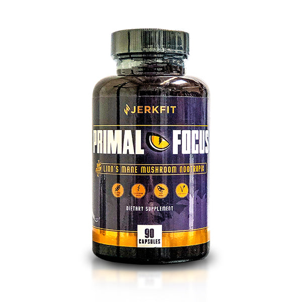 Primal Focus Lion's Mane Extract
