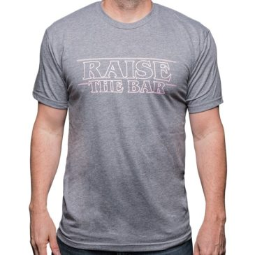 Mens Raise The Bar T-Shirt