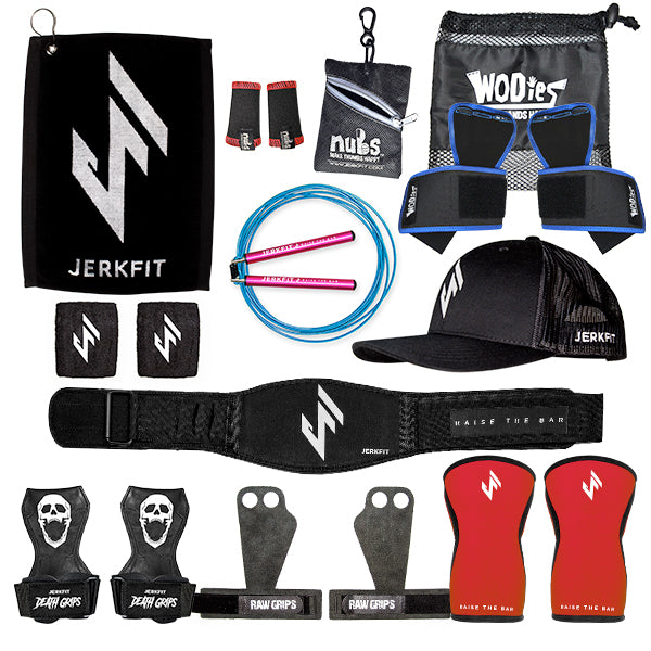 Ultimate JerkFit Bundle! (Save almost $70!)