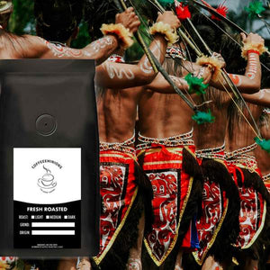 Papa New Guinea Single-Origin Coffee