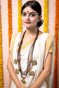 PanchRatan Statement Necklace