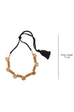 Dhokra Coated Choker CD1955