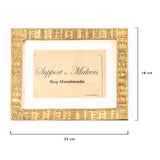 Dhokra Photo frame