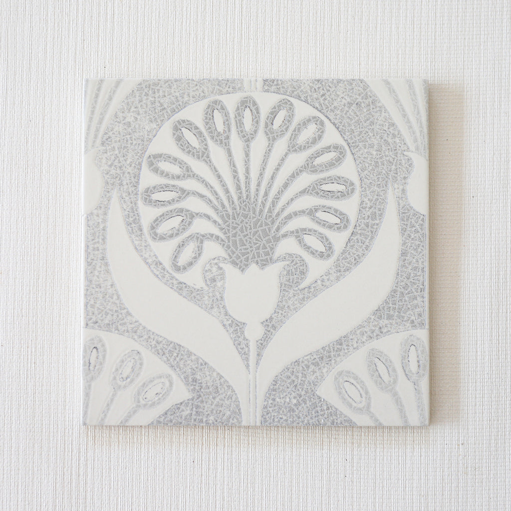 Cornish Cornflower Tile