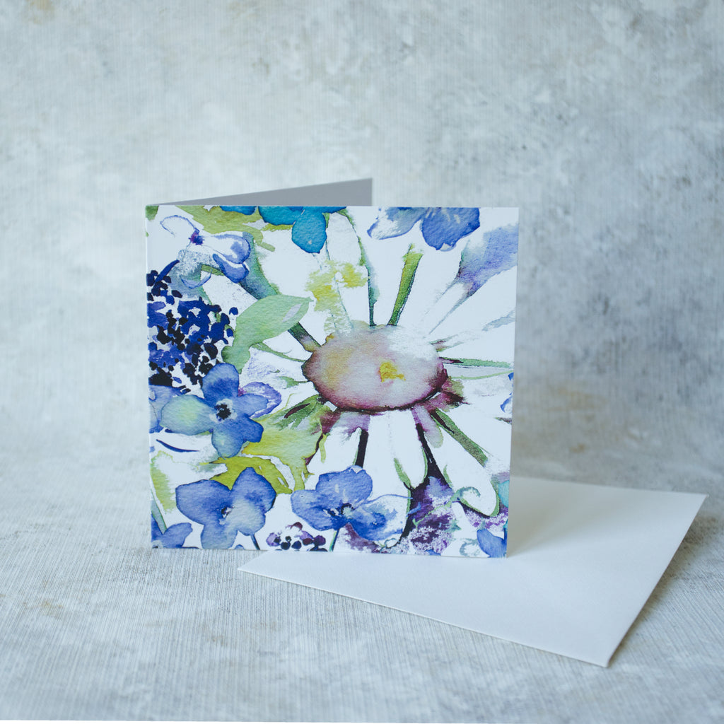 Daisy Ink Card