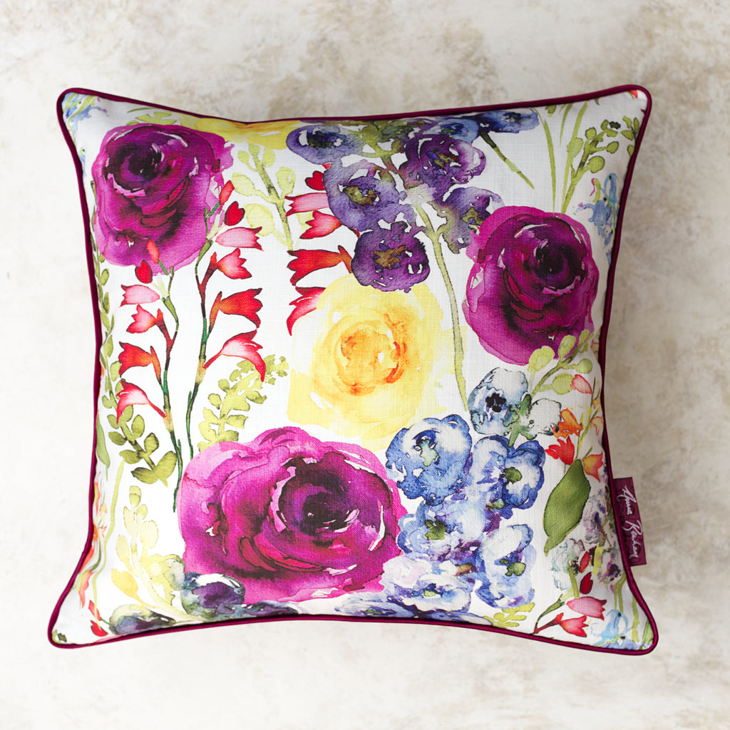 English Garden Cushion