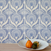 Blue Cornflower Tile