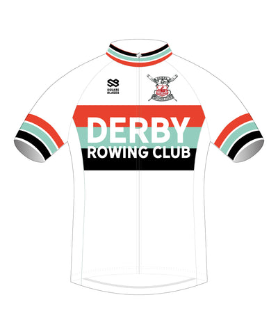 DRC stripe cycle jersey (men)