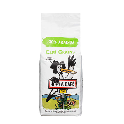 Café en grains 100% Arabica - 1kg