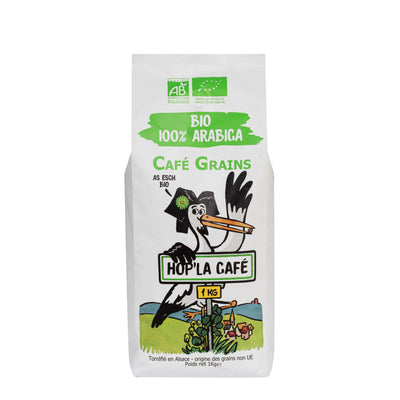 Café en grains BIO 100% Arabica - 1kg
