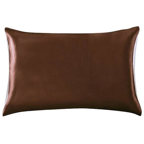 Mulberry Silk Pillowcase - (One Side Silk)