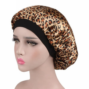 Vegan Silk Bonnet
