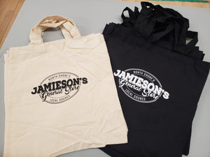 Jamieson's General Store Cloth Tote