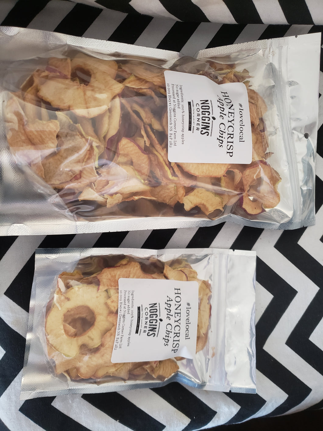Apple Chips -Noggins