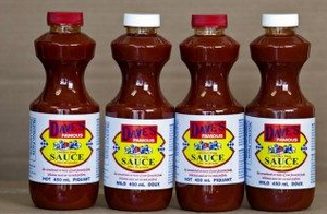 Dave's Famous Chicken Wing Sauce