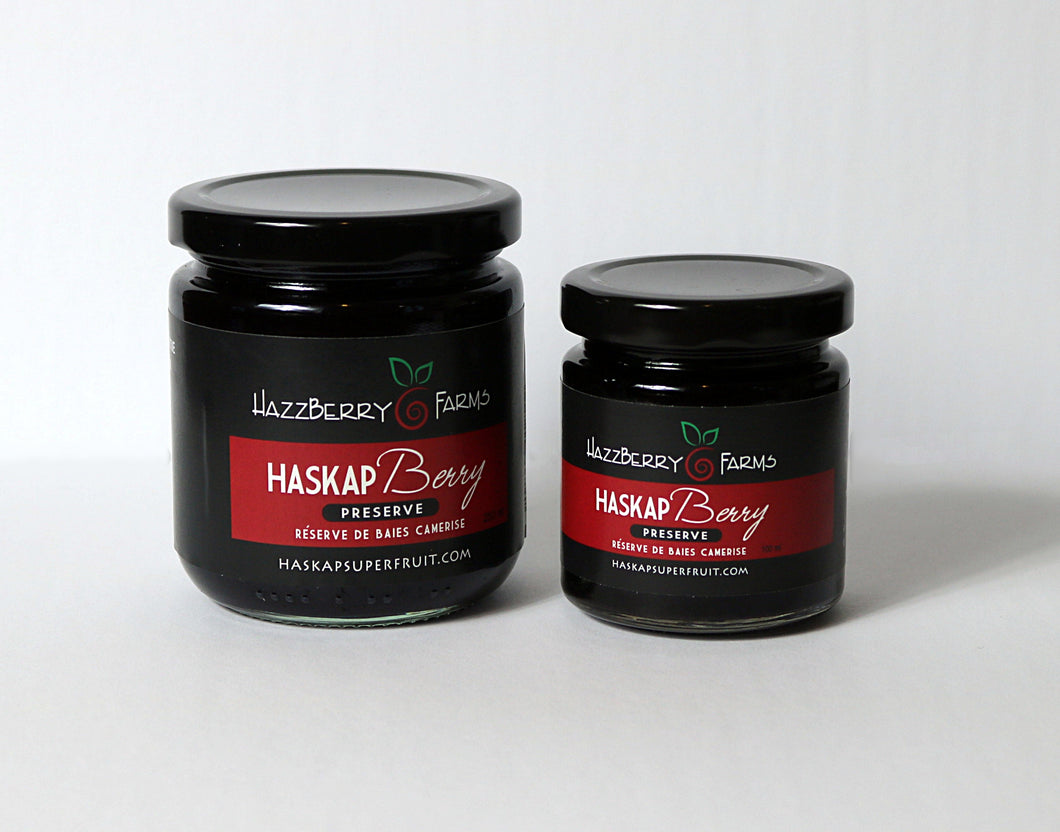 Haskap Berry Preserve 250ml