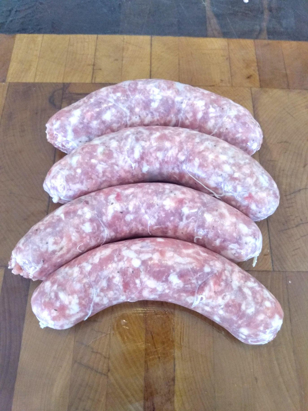 Pork sausages 4pk. -Dexter's