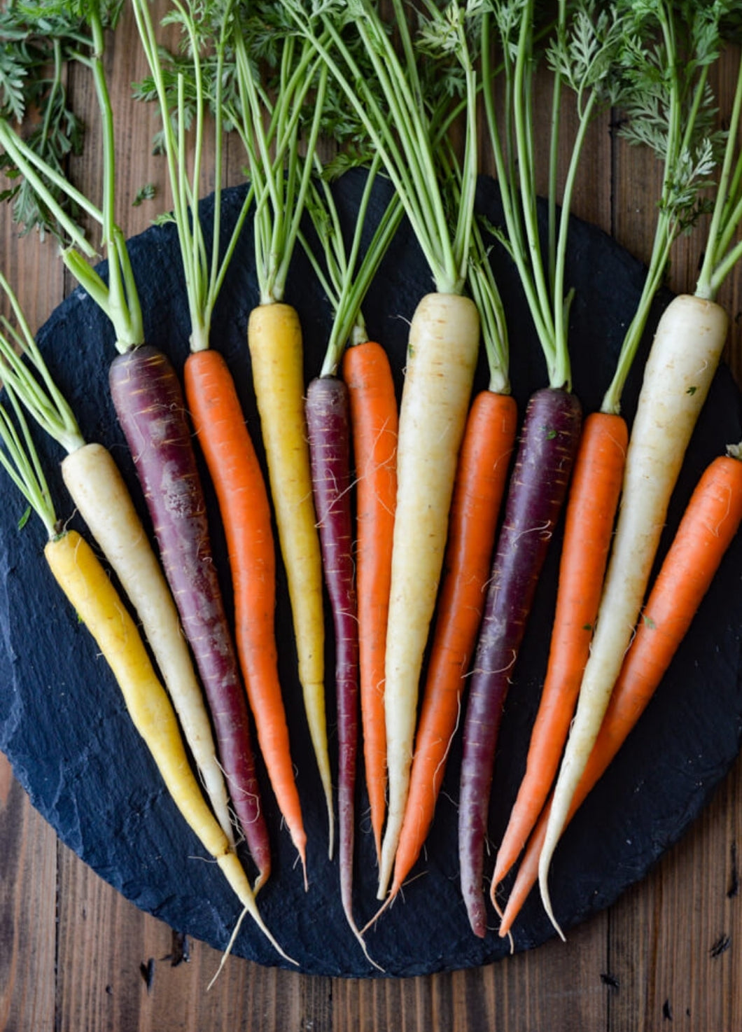 Rainbow Carrotts 3 LB Spray Free
