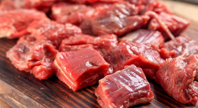 1LB Lamb Stew Meat -Wood N Heart Farm