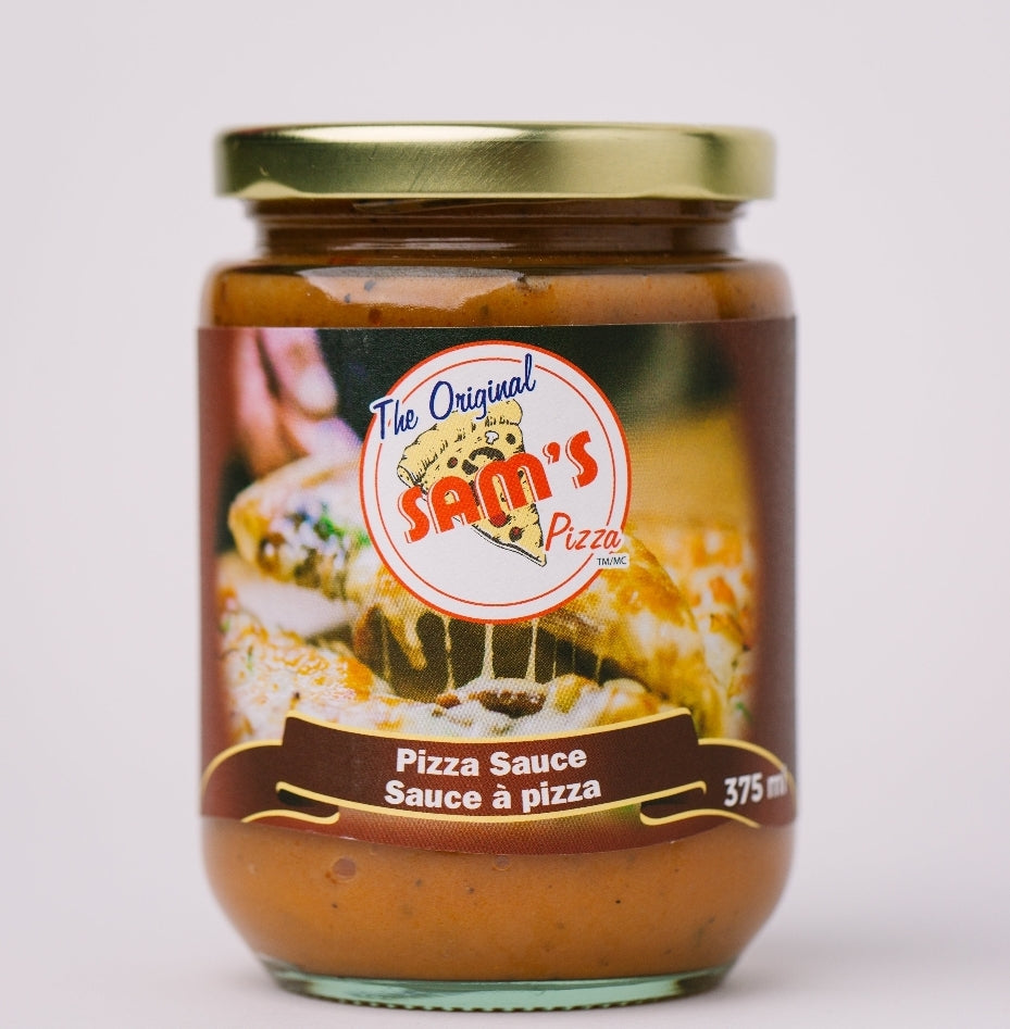 Sam's Original Pizza Sauce