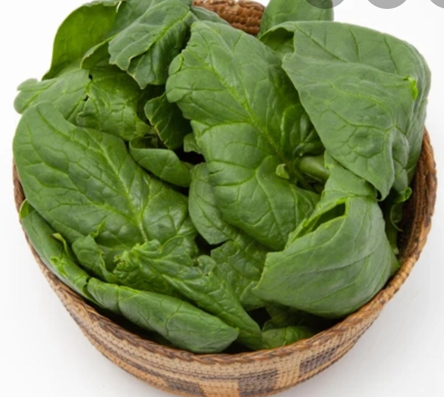 Fresh Spinach-Rivervies Herbs