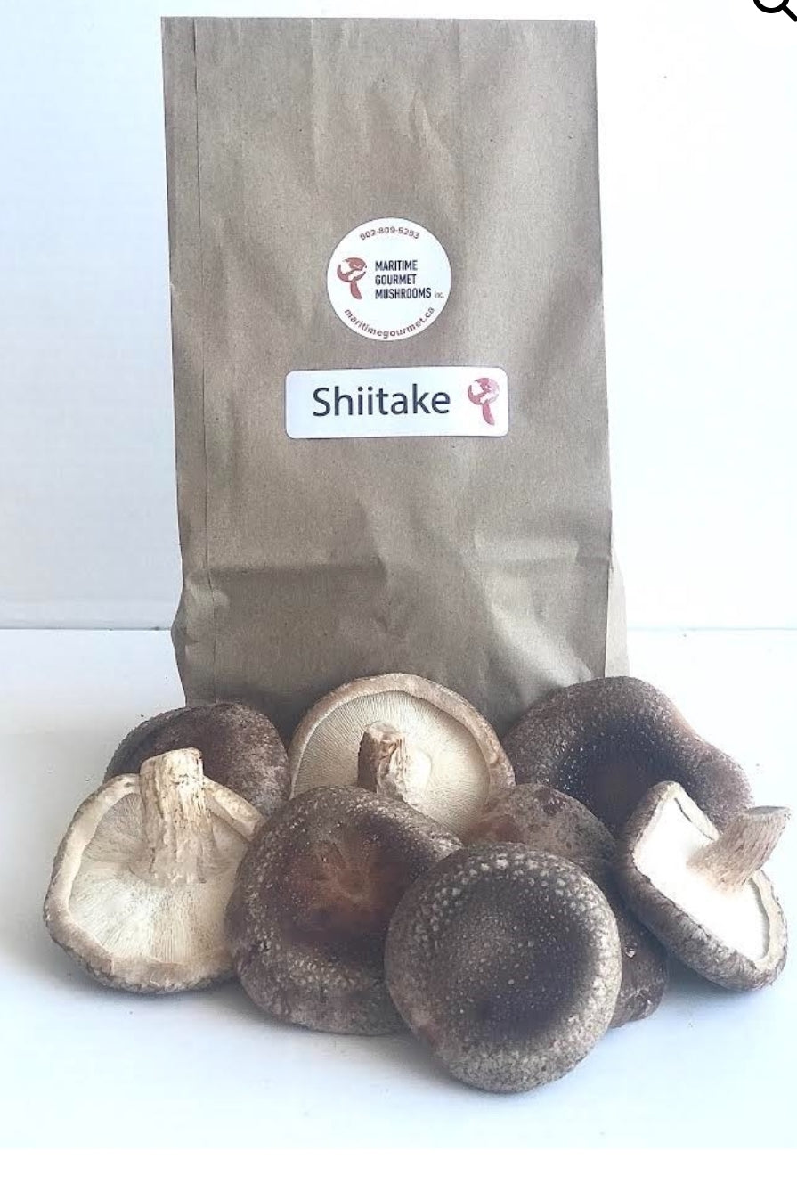 Shiitake mushrooms 1/2 pound