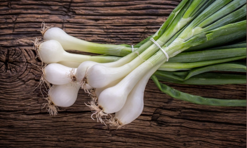 Scallions-Spray Free