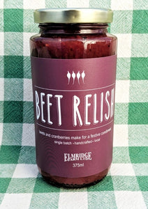 Beet Relish- Elmridge Farms