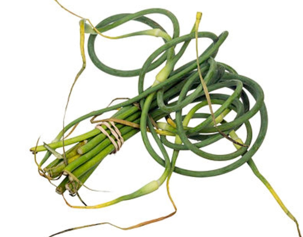 Garlic Scapes 1lb