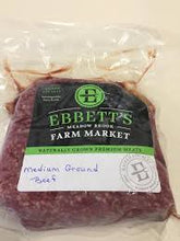 Load image into Gallery viewer, Ebbetts Medium Ground Beef Package (1LB approx).