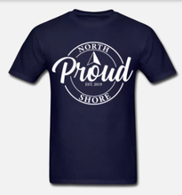 Load image into Gallery viewer, Men's North Shore Proud Compass T-shirt