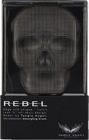 Tangle Angel Rebel Studded Titanium