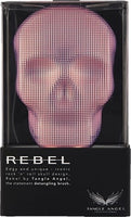 Tangle Angel Rebel Studded Pink Chrome