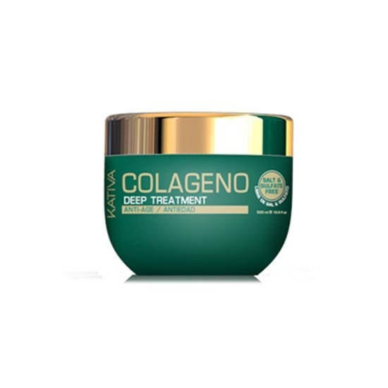 Kativa Colageno Anti-Age Deep Treatment Mask 250ml