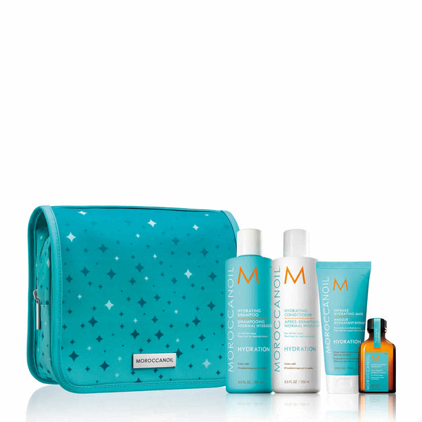 Moroccanoil Christmas Gift Set Hydration