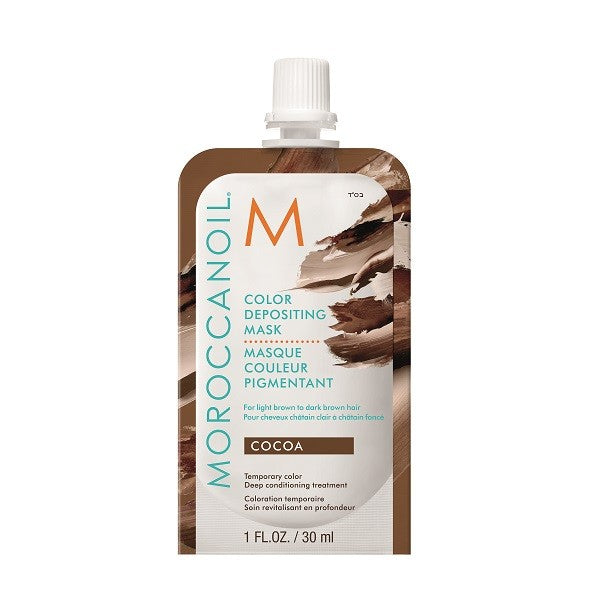 Moroccanoil Cocoa Color Depositing Mask 30ml