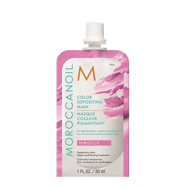 Moroccanoil Hibiscus Color Depositing Mask 30ml