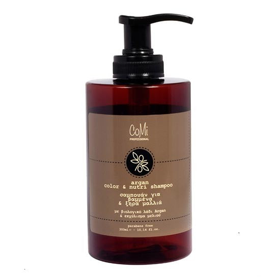 COMI ARGAN COLOR & NUTRI SHAMPOO 300ml