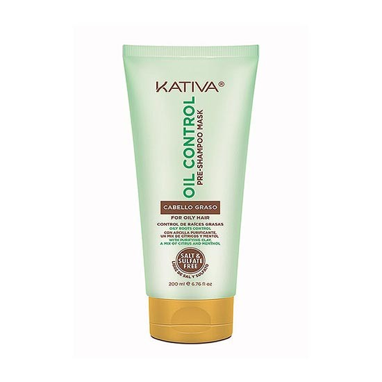 Kativa Oil Control Pre Shampoo Mask 200ml