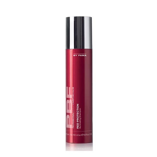 PROFESSIONAL BY FAMA RED PROTECTION SHAMPOO 250ml