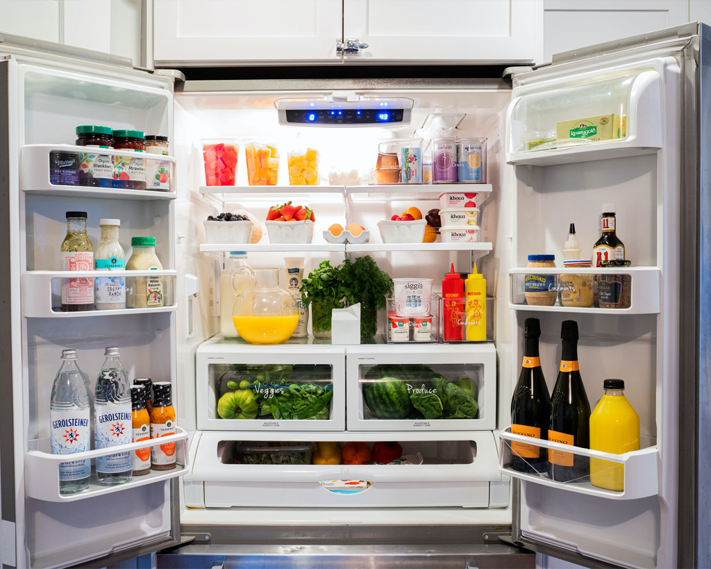 Inside Maura Fitzgerald's Fridge